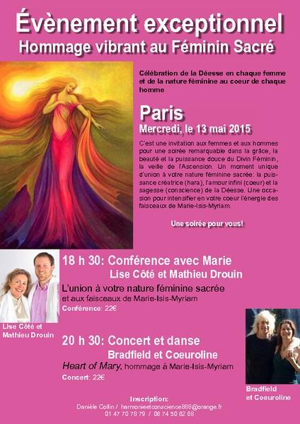 Affiche conference concert paris avec bradfield mai 2015vf 72dpi