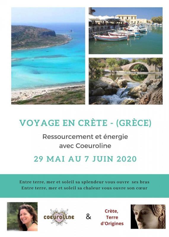 Affiche crete