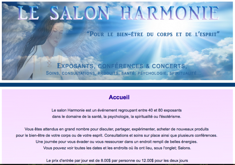 Salon harmonie